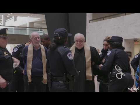 Christians Arrested Reading Scripture In Senate Office Building