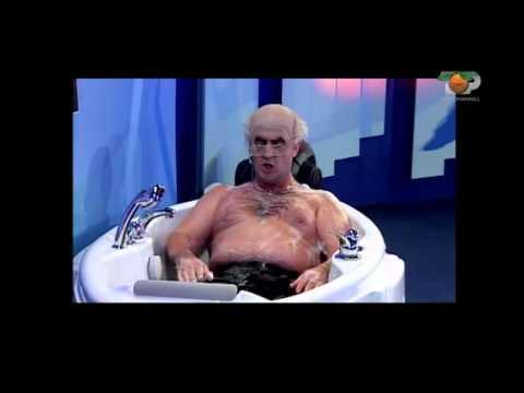 Portokalli, 17 Tetor 2004 - Alfred Moisiu (Skeçi me banjon ne vaske)