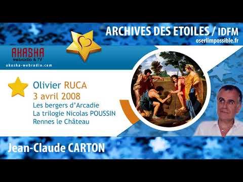 Ollivier RUCA | La trilogie Nicolas Poussin, Rennes le Château | Archive IDFM