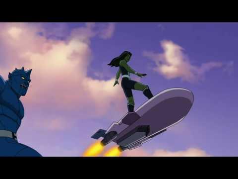 Télétoon Hulk et les agents du S.M.A.S.H. thumbnail