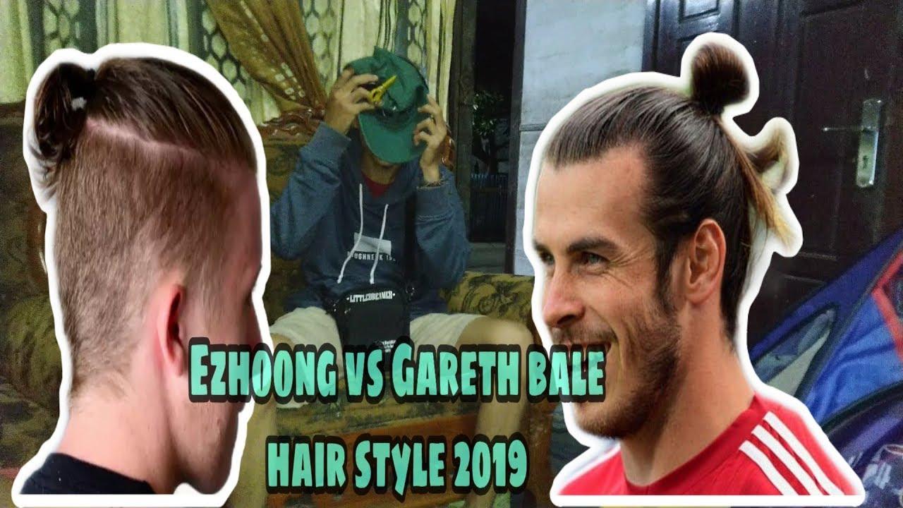 Gaya Rambut Gareth Bale 2019