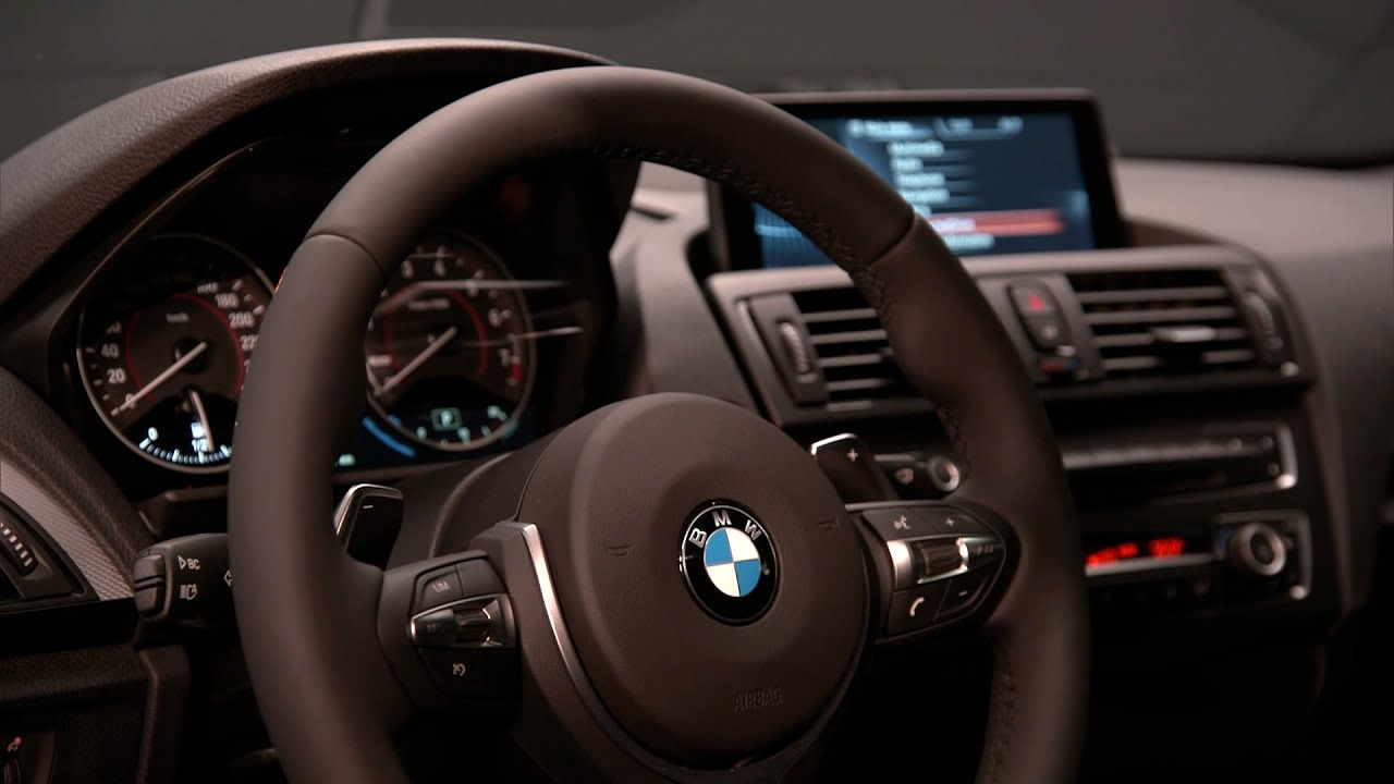 2014 Bmw 2 Series Interior Bmw M235i Youtube