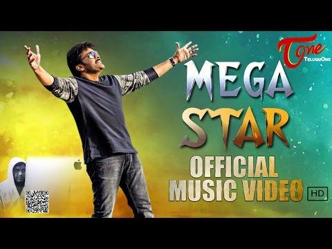 MEGA STAR | New Music Video | Venu Podishetty | Chiranjeevi | #OfficialMusicVideo #FanMade