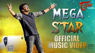 Mega Star  New Music Video  Venu Podishetty  Chiranjeevi  #officialmusicvideo #fanmade