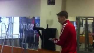 Видео урок по становой тяге от Макора