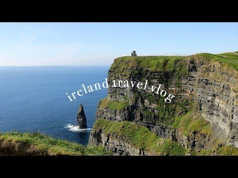 TRAVEL VLOG | Ireland 2017