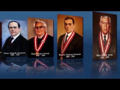 Video Institucional por el 35º aniversario del Ministerio Público 12.05.2016