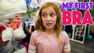Bra Shopping for my First Bra.