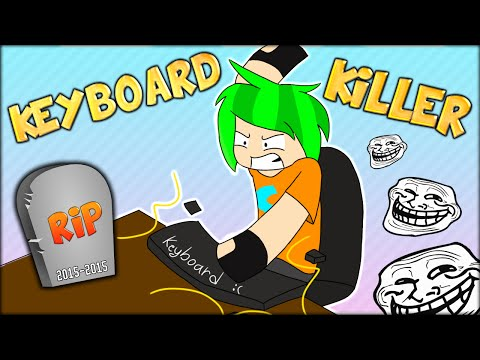SIMON HIT HIS HEAD IN HIS KEYBOARD AND SURVIVED (Minecraft 1.8 Crazy Parkour)