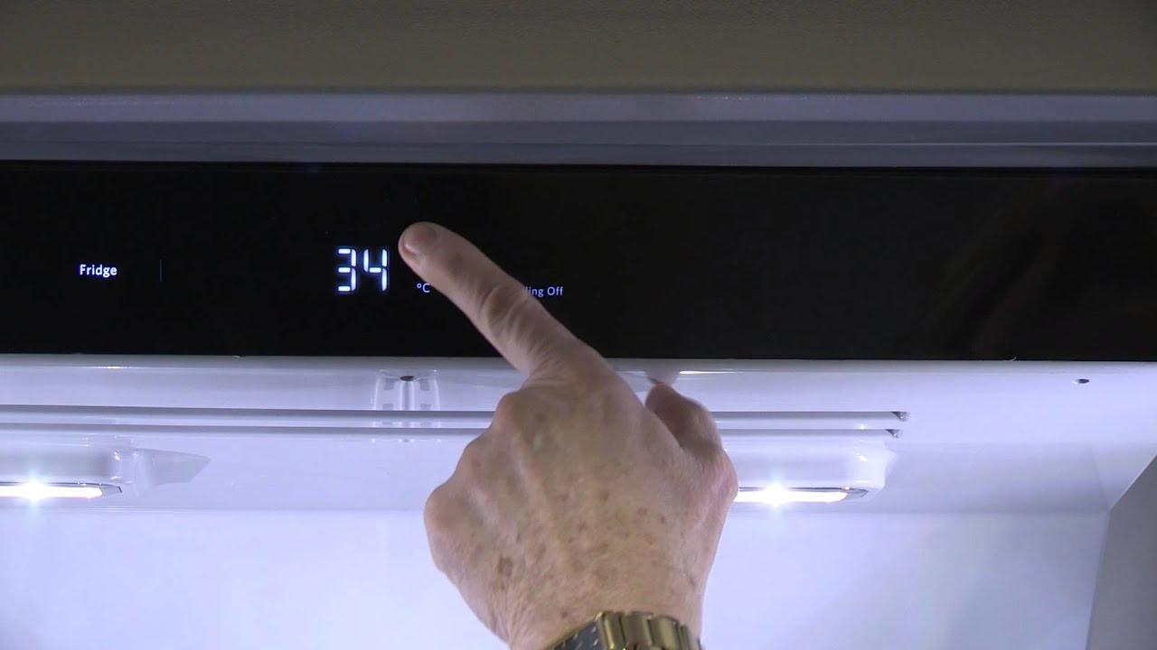 Refrigerator Temperature Adjustment Isn T Working