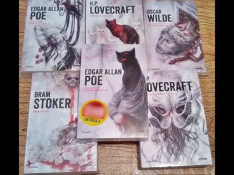 """edgar-allan-poe-""""cuentos-completos-ii""""---colección-terror-y-misterio-editorial-grijalbo-y-proceso-#6"""
