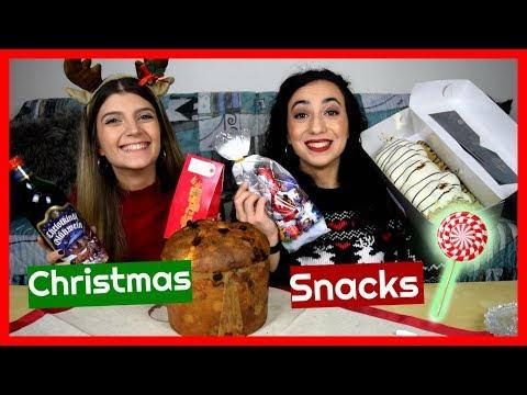 Δοκιμάζουμε Χριστουγεννιάτικα Γλυκά    Dodo