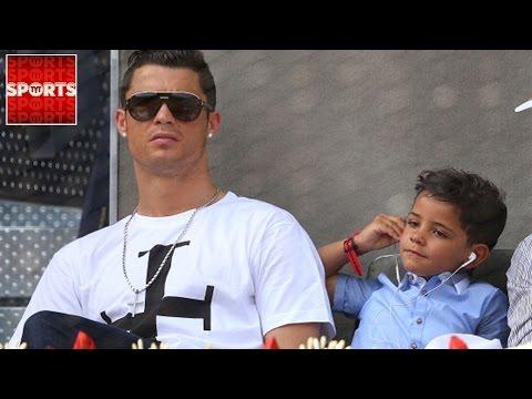 Cristiano Ronaldo's SON Is TROLLING HIM AGAIN