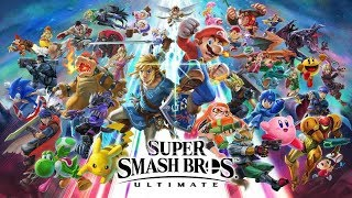 Gameplay Super smash Bros Ultimate 100% real no feic