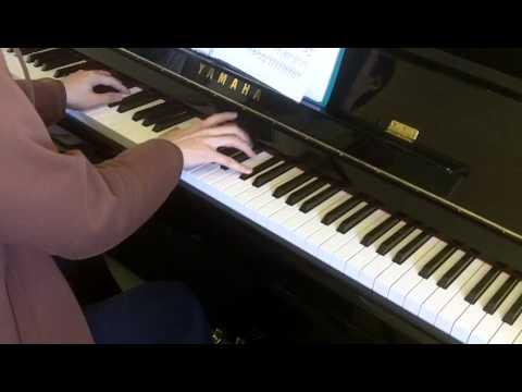 ABRSM Piano 2013-2014 Grade 8 C:15 C15 Rachmaninov Polichinelle Op.3 No.4 Performance