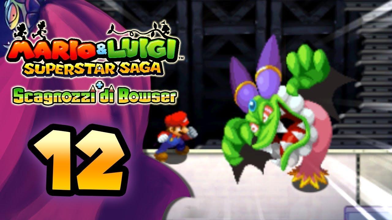 37ed4447ab3c6 Mario   Luigi Superstar Saga + Scagnozzi di Bowser ITA  Parte 12 -  Ghignarda