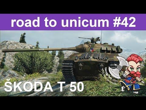 Škoda T 50 Unicum Guide/Review, The Epic Carry Machine