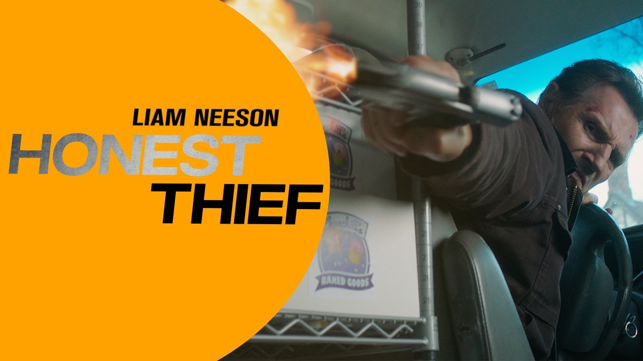 Download HONEST THIEF (Liam Neeson, Kate Walsh) - OFFICIAL TRAILER 2020