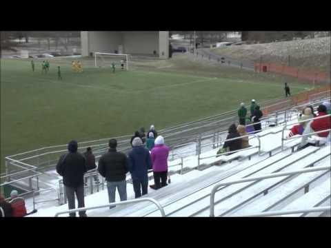 Lewis Osborne UC vs Marshall & Wesleyan