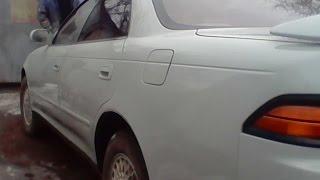 Toyota Марк 2. Большой косметический ремонт.(, 2014-10-24T01:14:00.000Z)
