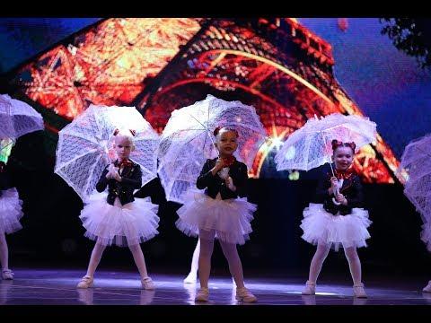 Зонтики для танца своими руками