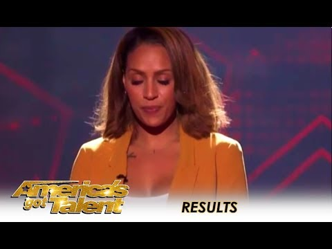 THE RESULTS: Who's Through To The Live Shows? | Judge Cuts 4 | America's Got Talent 2018