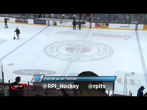 RPI Men's Hockey vs. Clarkson University