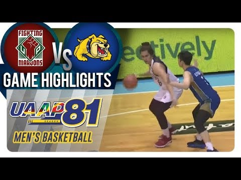 UAAP 81 MB: UP vs. NU | Game Highlights | October 7, 2018