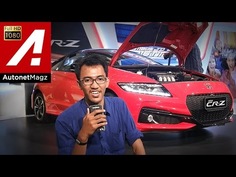 FI Review Honda CR-Z Facelift 2016 Indonesia