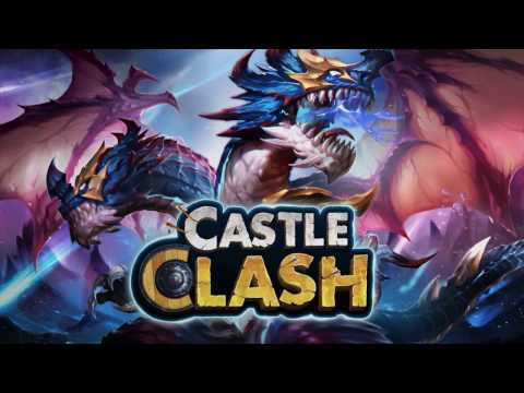 play Castle Clash on pc & mac