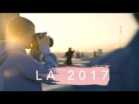 Shooting Portraits in Los Angeles 2017   Part Two