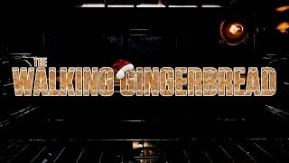 The Walking Gingerbread - The Walking Dead Parody by Santasia