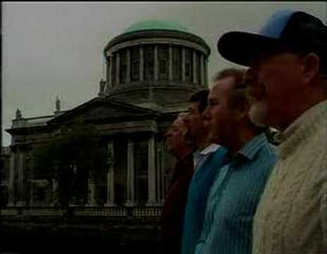 The Foggy Dew - The Wolfe Tones (Video)