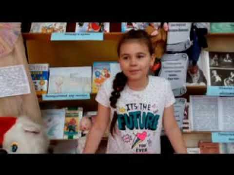 Изображение предпросмотра прочтения – ЕсенияКлековкина читает произведение «Кружились белые березки» А.Т.Твардовского