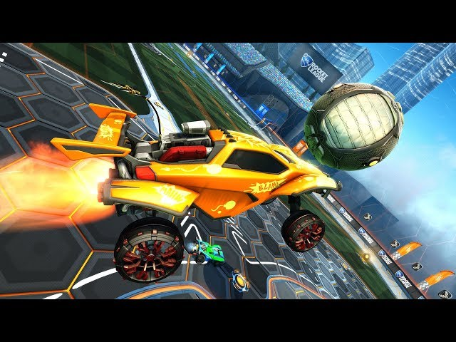 SIAMO QUASI A DIAMANTE!! - ROCKET LEAGUE