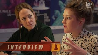 Interview with Katharina Mueckstein and Sophie Stockinger on 'L'Animale'