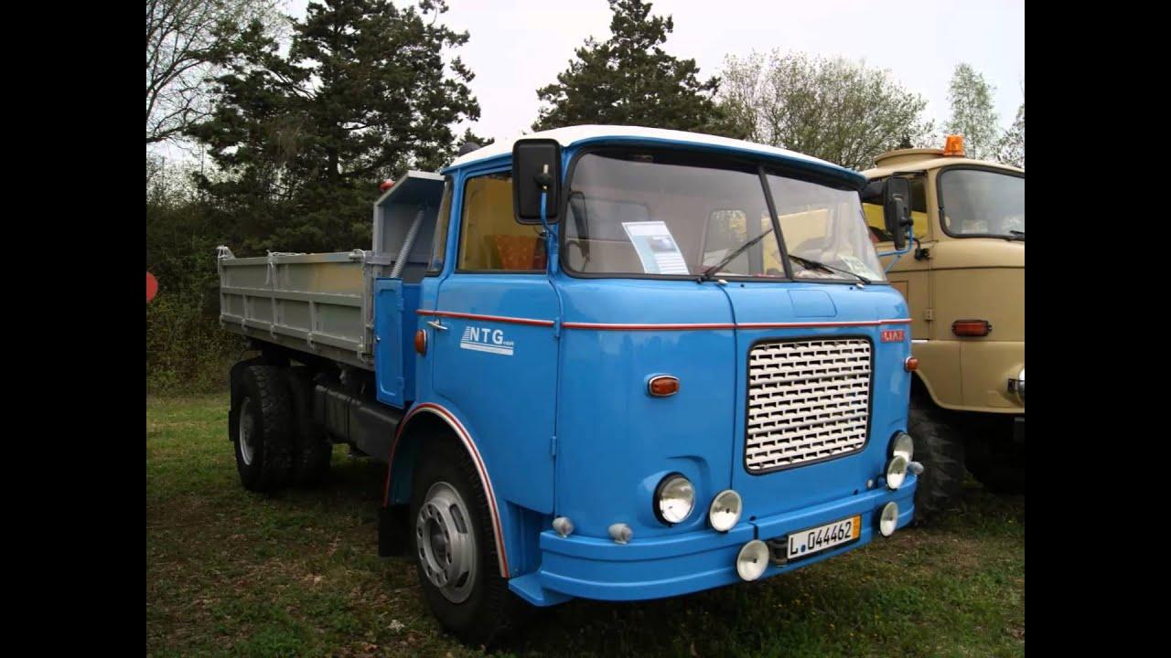 Koda 706 Mts 24 Liaz Lkw Made In Čssr Classic Car History