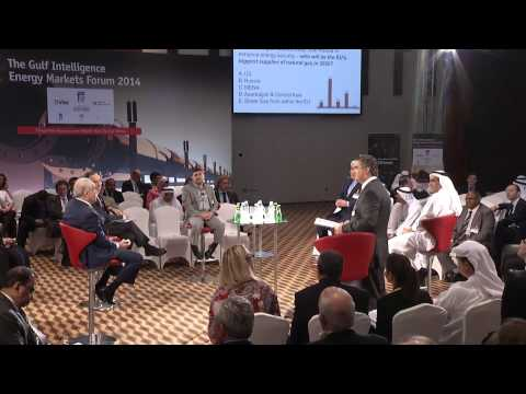 The Gulf Intelligence Energy Markets Forum, 23rd Sept 2014