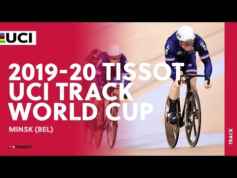 Teaser | 2019/20 Tissot UCI Track Cycling World Cup