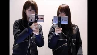欅坂46の菅井友香と土生瑞穂が4月19日、東京ソラマチで行われたドコモの...