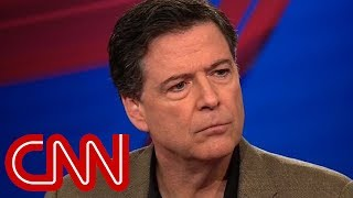James Comey gets real in CNN town hall