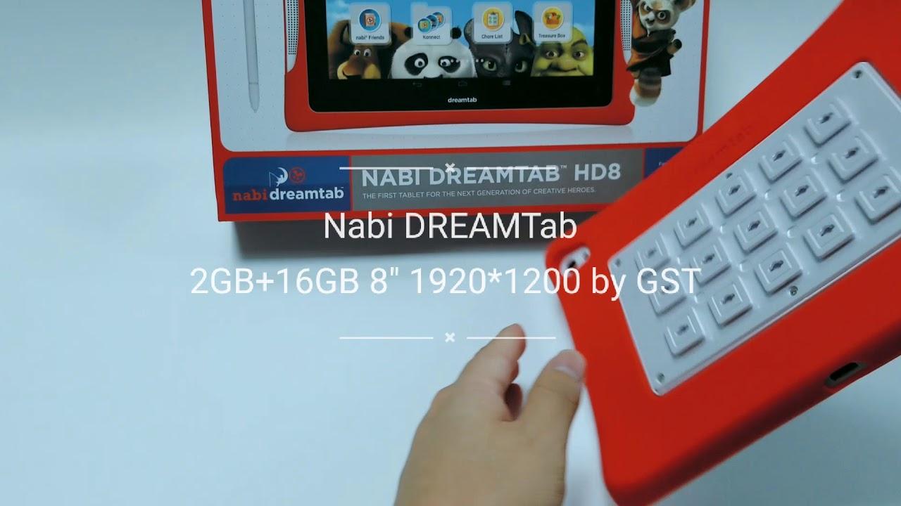 Nabi Dreamtab HD8