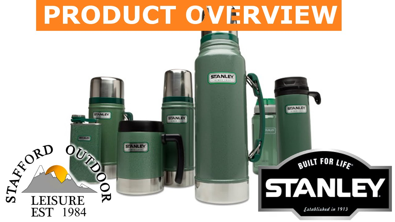 The Legendary Stanley Classic Vacuum Flask - YouTube
