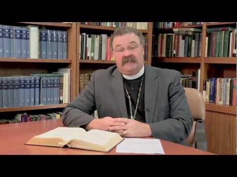 President Harrison on the Newtown, Conn., Statement of Unity and Pastoral Letters