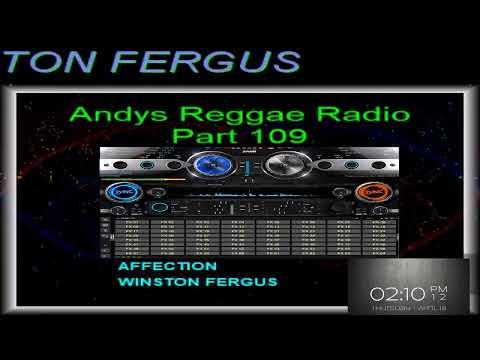 Andys Reggae Radio-Part 109