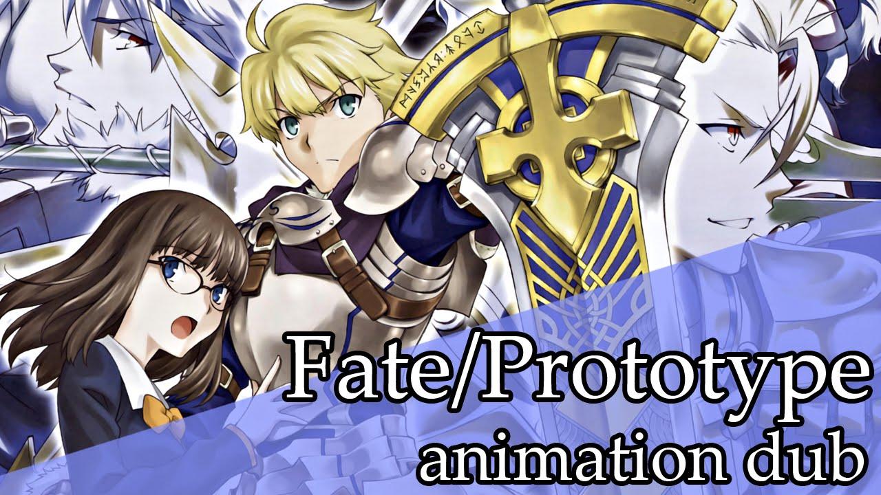 [ANIMATION DUB] Fate/Prototype - YouTube