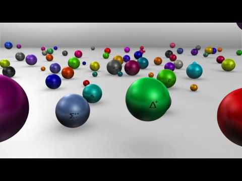 CERN: The Standard Model Of Particle Physics