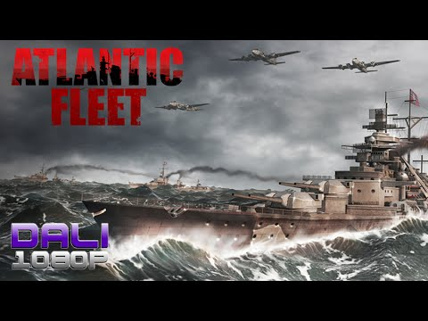 Atlantic Fleet All Tutorials PC Gameplay 60fps 1080p