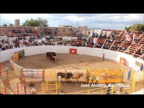 V Super Bull Juan Aldama Rodeo Zacatecas 2013