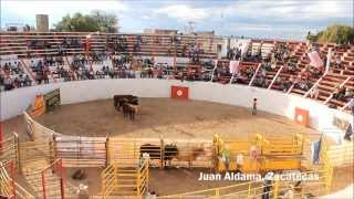 V Super Bull Juan Aldama Rodeo Zacatecas 2013